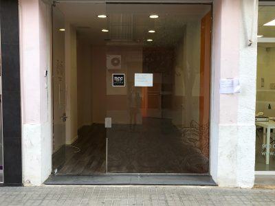 Bajo comercial en alquiler en Barrio de Patraix en Valencia