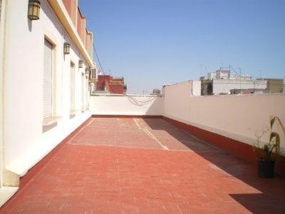 Ático en venta en La Raïosa en Valencia