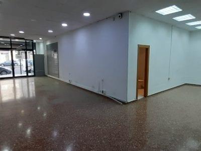 Bajo comercial en alquiler en Patraix en Valencia