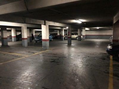 Garaje en venta en Monteolivete en Valencia